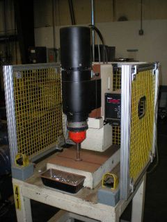 baltec radial riveting machine