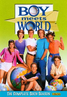 Newly listed Boy Meets World The Complete Seventh Season (DVD, 3 Disc