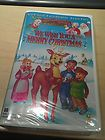 We Wish You A Merry Christmas (VHS)voices Nell Carter,Travis Tritt