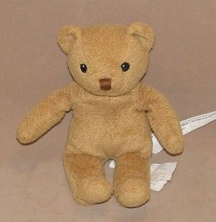 IKEA Of SWEDEN 10 Medium Brown BLUND BEAR Plush TEDDY Stuffed TOY