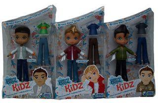 Bratz Kidz Boyz Dolls with Snap on Fashion Pieces   7 / 18cm 3 to