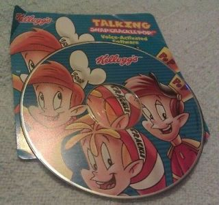 Talking Snap Crackle Pop (PC) Disc Only