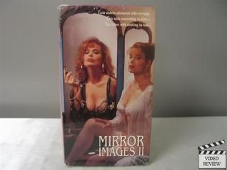 Mirror Images II VHS Shannon Whirry, Luca Bercovici