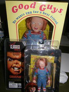Good Guys 12inch talking chucky box set /childsplay 5inch . mint