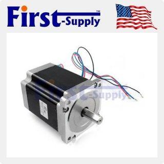 2012 CNC Laser/Plasma Cutter DIY NEMA34 920Oz in 113mm Stepper Motor