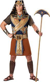 Mens Egyptian Pharaoh Ancient Halloween Costume XL