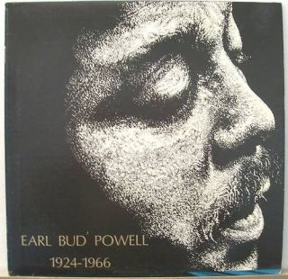Bud Powell/ Blue Note Café Paris/1961/ESP 1066/VG++