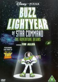 BUZZ LIGHTYEAR OF STAR COMMAND   The Movie   Toy Story   Walt Disney