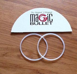 Gaskets/Seals for Magic Bullet/Amazing Bullet Processor/Blender