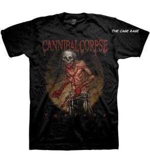 CANNIBAL CORPSE   T  SHIRT   TORTURE BUTCHER   DEATH METAL   NEW***