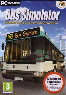 Bus Driving Simulator Realistic Long Distance & Double Decker PC Game