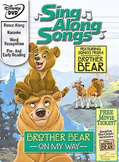 Disneys Brother Bear Sing Along Songs
