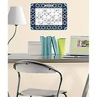 Monthly Dry Erase Calendar Removable Wall Decal Sticker Wall Pops