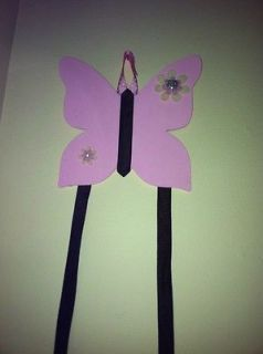 hair bow holder butterfly