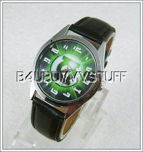 NEW* COOL JUSTICE LEAGUE DC GREEN LANTERN Wrist Metal Watch GR8 Gift