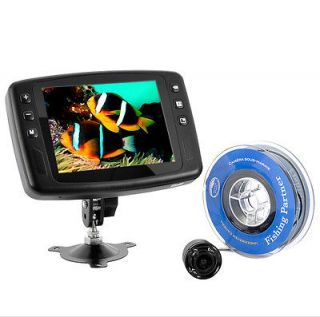 Underwater Fishing and Inspection Camera 3.5 Color Monitor LCD Screen