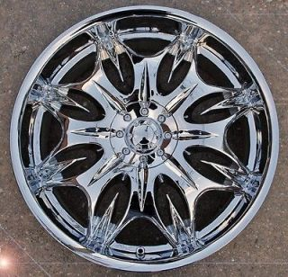 20 inch Incubus wheels rims cadillac CTS DTS DTX STS