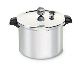 Brand New Presto 1755 16 Quart Aluminum Pressure Cooker/Canner