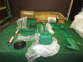 Ransomes Rotary Mower 700 Series 72 Deck Gearbox & Mnt Kit 970105
