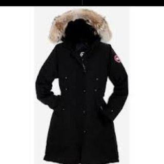 Womens Canada Goose Kensington Jacket