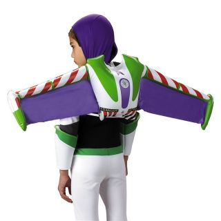 Buzz Lightyear Inflatable Jet Pack JetPack Disney Child Costume