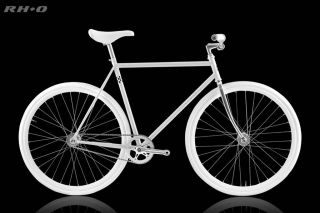 RH+O OG complete bike bicycle fixed gear fixie bicycle single speed