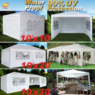 Party Tent Outdoor Easy Set Gazebo BBQ Pavilion Canopy Cater Events