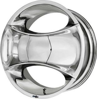 inch Chrome ENVY Monolyth Wheels Rims Cadillac STS DTS Seville 5x115