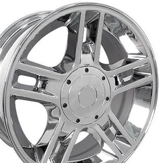 20 Rim Fits Ford® F150 Harley Wheel Chrome 20x9