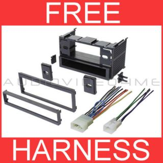 Toyota Radio Car Stereo CD Install Mount Dash Mounting Kit+Wire