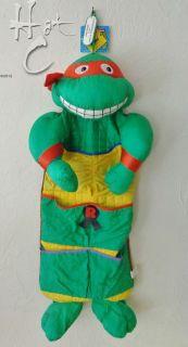NEW TMNT Raphael Shoe Bag Teenage Mutant Ninja Turtles From Prestige
