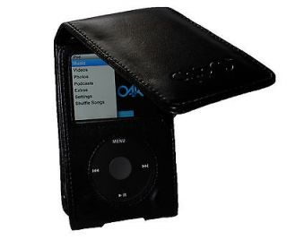 Genuine Leather Flip Case for iPod Classic New 160GB