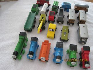 Thomas The Tank Engine & Friends Magnetic Cars, Engines Etc Nice Lot