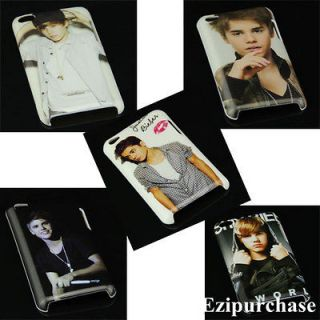justin bieber ipod cases
