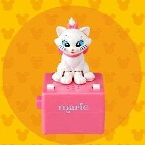 Disney Pop N Step Little Taps Dance Music Box Aristocats Marie Cat