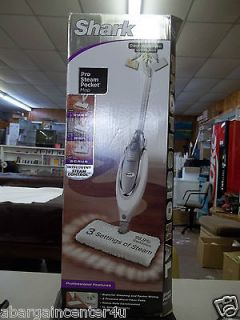 Euro Pro Shark S3601 Steam Pocket Mop Floor Cleaner Steamer