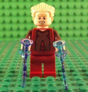 Lego Star Wars Minifigure 9526 Chancellor Palpatine New