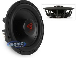 Cerwin Vega SMAX122 12 Dual 2 ohm Shallow Mount Stealth Car Subwoofer