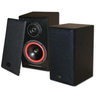 pair of Cerwin Vega VE 5M 125 Watt Bookshelf Speakers