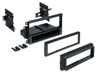 Trim Installation Single Din Dash Kit w/Pocket (Fits Chevrolet SSR