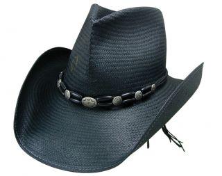 Charlie 1 Horse Night Rider Western Cowboy Hat