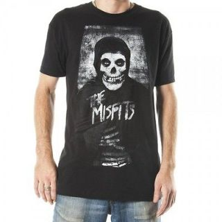 The Misfits Band Fiend Skeleton Skull Tee Shirt Adult Sizes S 2XL