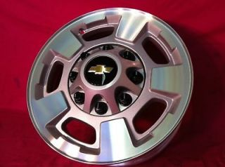 2011 CHEVY CHEVROLET SILVERADO 2500 17 OEM factory STOCK WHEEL RIM