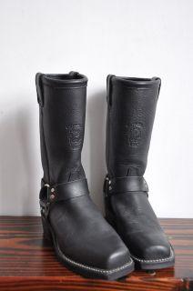 Vintage USA CHIPPEWA Harness ENGINEER motorcycle boots MENS 7, womens