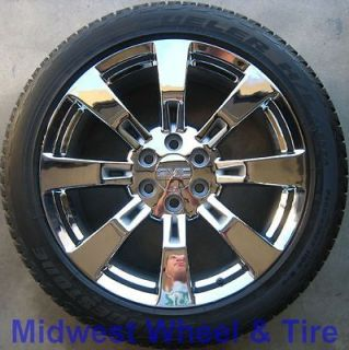 OEM 22 GMC YUKON DENALI ESCALADE TAHOE WHEELS TIRES