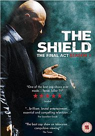 The Shield   Series 7   Complete NEW DVD