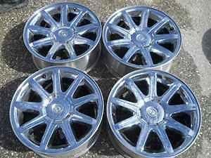 Chrysler 300C 18 Chrome Alloy Wheel Rims Set OEM LKQ