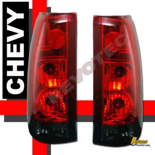 88 98 CHEVY CK GMC SIERRA TAIL LIGHTS 89 92 93 94 96 97