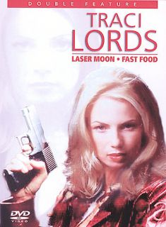 Traci Lords Double Feature   Laser Moon/Fast Food (DVD, 2005)