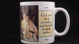Mothers Coffee Mug Cup Religious Mothers Day Mom Christian Victorian
